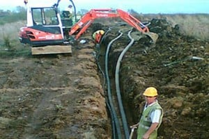 Landfill Pipe Systems