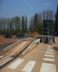 Weighbridge Finished