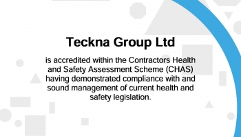 Teckna Group – CHAS Accreditation