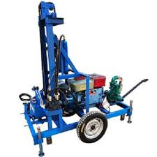 Borehole drilling machine - teckna group